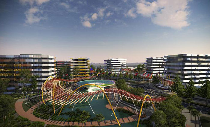 Gold Coast Commonwealth Games Village urban renewal project underway