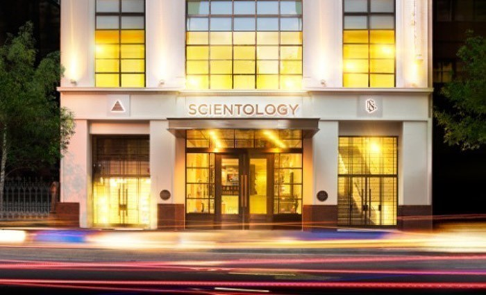 201 Castlereagh Street, or The Church of Scientology, restored
