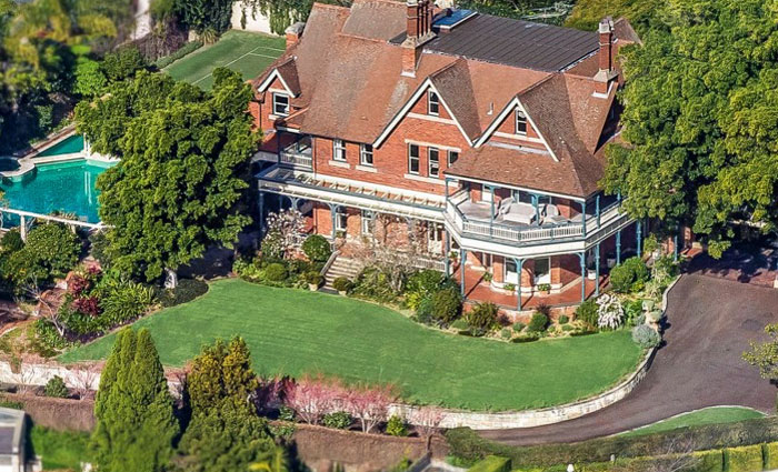 Leura, Bellevue Hill trophy home sold for $30.8 million
