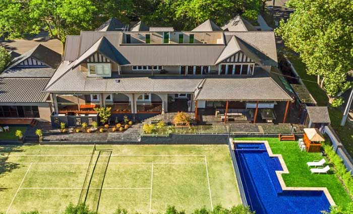 Surrey Hills, Melbourne trophy home Zermatt sold