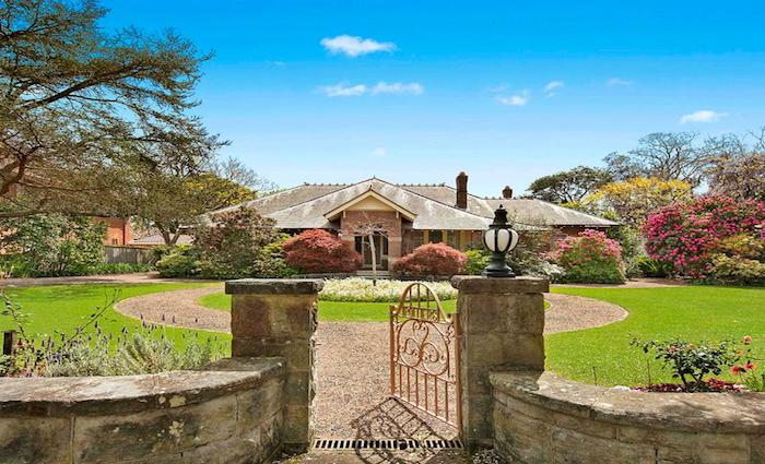 Historical 1904 Killara home, Poitiers, sold for $5.45 million