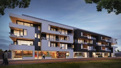 Sires Brunswick East store set for retailoring as Albert Apartments