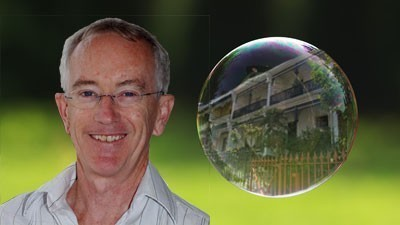 ABS figures show Australia's housing price bubble is bursting: Steve Keen