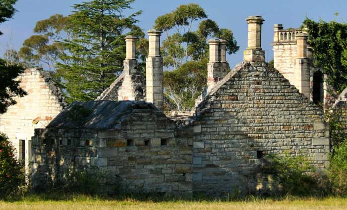 Blue Mountains sandstone ruins sell for $1 2 million