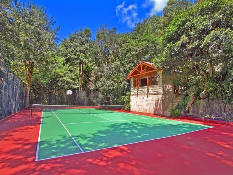 Five Homes With Terrific Tennis Courts For Sale