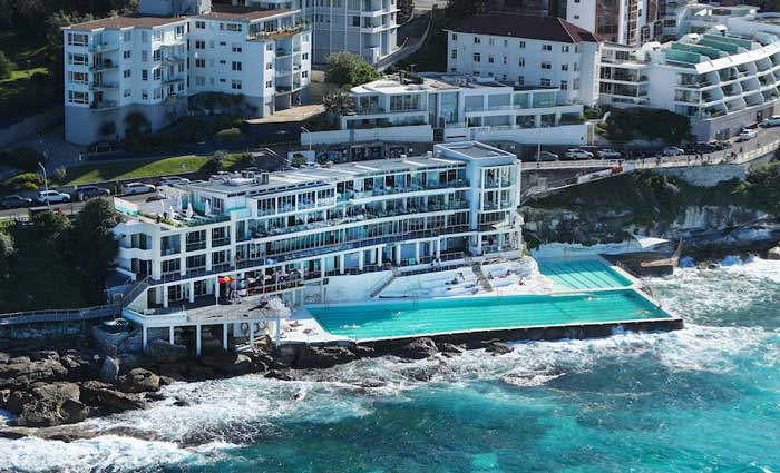 Entrepreneur And Adman John Singleton Lists Level 3 Icebergs Dining Room  And Bar