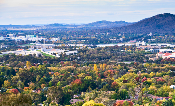 Canberra the strongest real estate economy in capital city Australia: Hotspotting's Terry Ryder