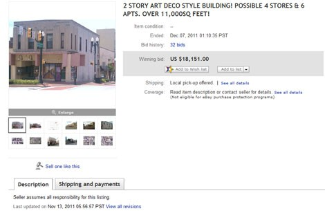 Ebay Buyer Of Us 18 000 Washington Property Liable For Us 1 2 Million In Tax Liens