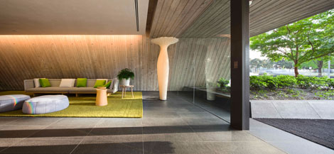 Melbourne\'s chic The Garden House takes out UDIA President\'s Award